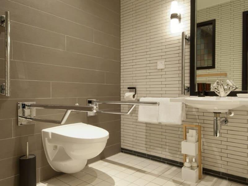 bathroom certified access specialist