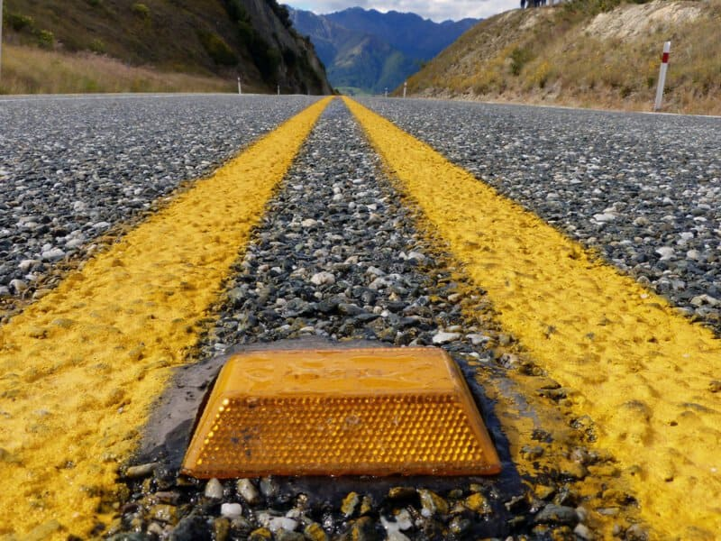 Thermoplastic Pavement Markings & Road Marking Paint