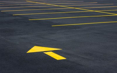 4 Key Factors To Consider When Striping A Parking Lot