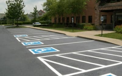 ADA Parking Requirements